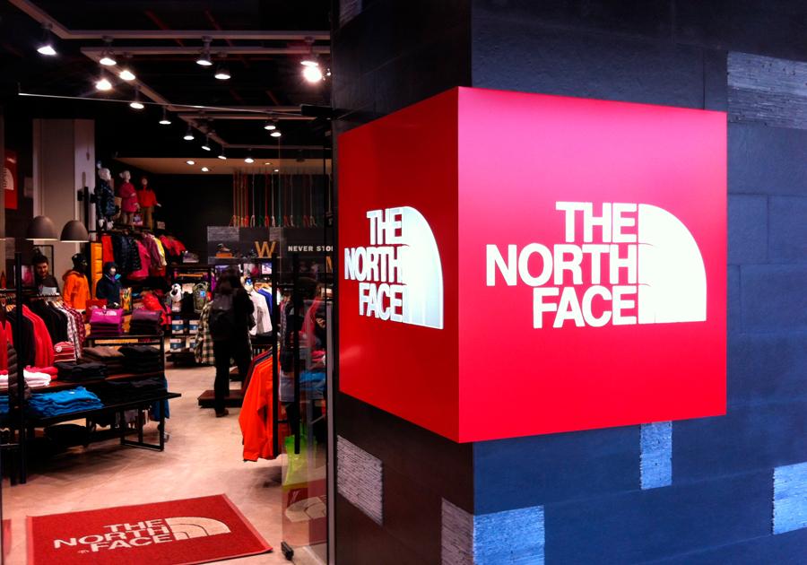 tienda north face portal la dehesa